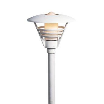 Konstsmide Gemini Leuchtenkopf Weiß, 1-flammig
