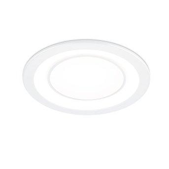 Trio Leuchten CORE Einbauleuchten LED Weiß, 1-flammig