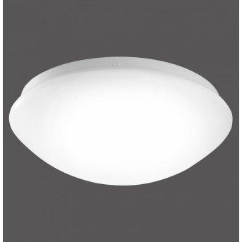 Leuchten Direkt ANDREA-LED Deckenleuchte Weiß, 1-flammig