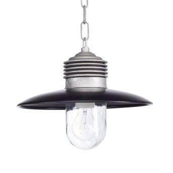 KS Verlichting Ampère Hängeleuchte Schwarz, Aluminium, 1-flammig