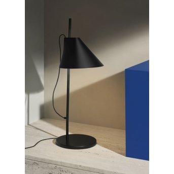 Louis Poulsen YUH Tischleuchte LED Schwarz, 1-flammig