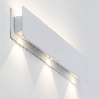 AEG Court Wandleuchte LED Weiß, 1-flammig