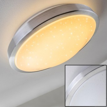 Star Deckenlampe LED Weiß, 1-flammig
