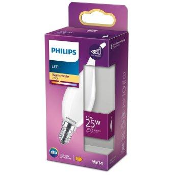 Philips LED E14 2,2 Watt 2700 Kelvin 250 Lumen