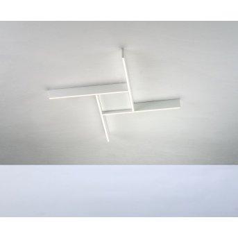Bopp NANO PLUS COMFORT Deckenleuchte LED Aluminium, Weiß, 1-flammig
